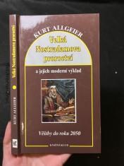náhled knihy - Velká Nostradamova proroctví a jejich moderní výklad : věštby do roku 2050
