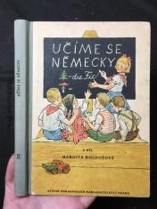 náhled knihy - Učíme se německy. 2. díl