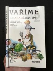 náhled knihy - Vaříme s habadějem 1992