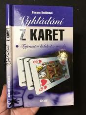 náhled knihy - Vykládání z karet: tajemství lidského osudu