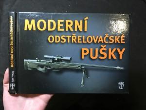 náhled knihy - Moderní odstřelovačské pušky