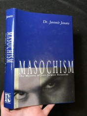 náhled knihy - Masochism : the mystery of Jean-Jacques Rousseau