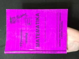 náhled knihy - Maturitní otázky z matematiky : 25 podrobně zpracovaných témat