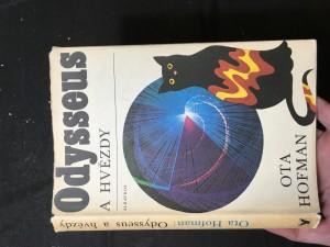 náhled knihy - Odysseus a hvězdy
