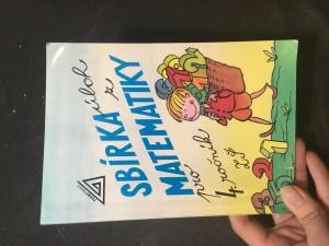 náhled knihy - Sbírka úloh z matematiky pro 4. ročník základní školy