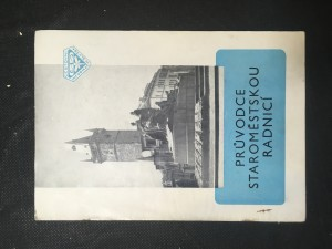 náhled knihy - Průvodce staroměstskou radnicí