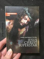 náhled knihy - Jesus christ superstar