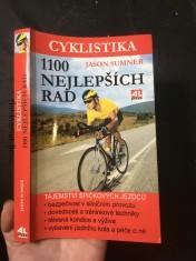 náhled knihy - Cyklistika : 1100 nejlepších rad