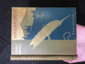 náhled knihy - Kantůrčice : z pohorského zákoutí