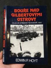 náhled knihy - Bouře nad Gilbertovými ostrovy : válka ve středním Tichomoří: 1943
