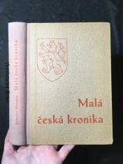 náhled knihy - Malá česká kronika