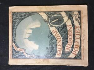 náhled knihy - Kalendář národní politiky 1918; ročník XXVIII