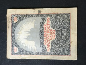 náhled knihy - Kalendář národní politiky 1919; ročník XXIX