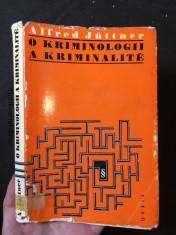 náhled knihy - O kriminologii a kriminalitě