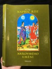 náhled knihy - Napříč říší královského umění