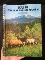 náhled knihy - Kůň pro Krakonoše