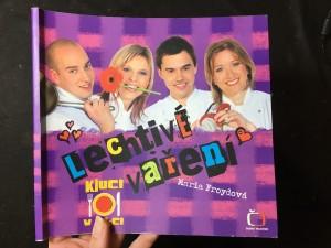 náhled knihy - Lechtivé vaření : láska začíná v kuchyni