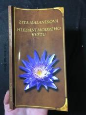 náhled knihy - Hledání modrého květu