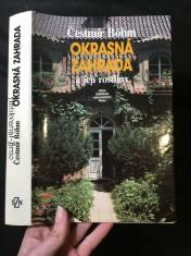 náhled knihy - Okrasná zahrada a její rostliny