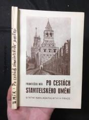 náhled knihy - Po cestách stavitelského umění: Pomocná kniha pro školy měšťanské a střední (pro školy II. a III. stupně)