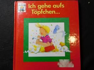 náhled knihy - Ich gehe aufs Töpfchen