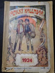 náhled knihy - Rolnický kalendář pro katolický selský lid československý