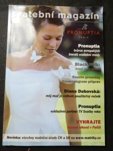 náhled knihy - Svatební magazín