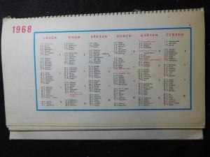 náhled knihy - Kalendář senzací 1968