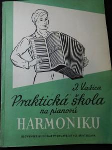 náhled knihy - Praktická škola na pianovú Harmoniku
