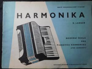 náhled knihy - Nové zdokonalené vydání Harmonika