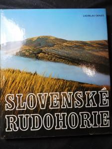 náhled knihy - Slovenské rudohorie