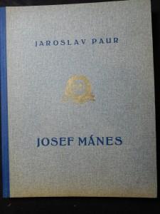 náhled knihy - Josef Mánes : Výbor obr. a kr. z díla