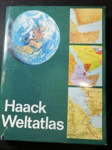 náhled knihy - Haack Weltatlas