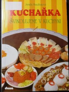 náhled knihy - Kuchařka : švindlujeme v kuchyni