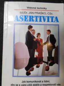 náhled knihy - Asertivita vědomé techniky