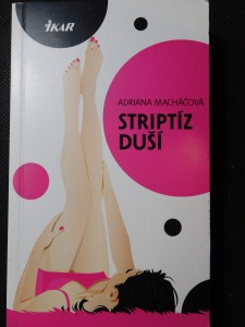 náhled knihy - Striptíz duší