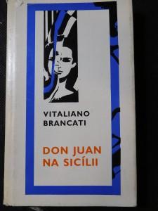 náhled knihy - Don Juan na Sicílii