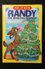 náhled knihy - Randy, the Reckless Reindeer.