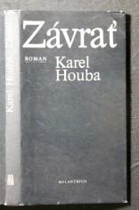 náhled knihy - Závrať : román
