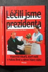 náhled knihy - Léčili jsme prezidenta