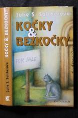 náhled knihy - Kočky & Bezkočky