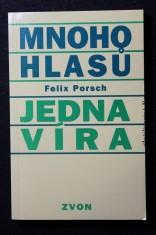 náhled knihy - Mnoho hlasů - jedna víra