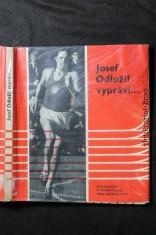 náhled knihy - Josef Odložil vypráví...
