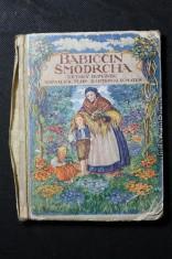 náhled knihy - Babiččin Šmodrcha : dětský románek