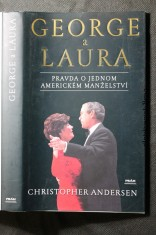 náhled knihy - George a Laura : portrét jednoho amerického manželství