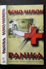 náhled knihy - Panika