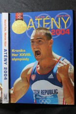 náhled knihy - Atény 2004 : [kronika her XXVIII. olympiády]