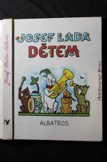 náhled knihy - Josef Lada dětem : pro děti od 5 let