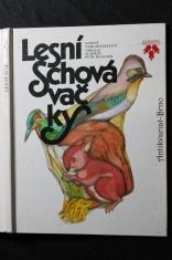 náhled knihy - Lesní schovávačky