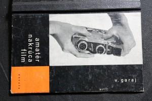 náhled knihy - Amatér nakrúca film